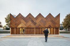 Pavilhão Circular / Encore Heureux Architects