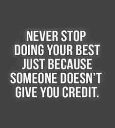 Do your best...always!