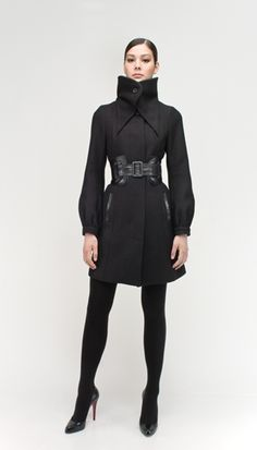 Mackage coat.  #CBFallSpree @Mandy Wade Costa Blanca