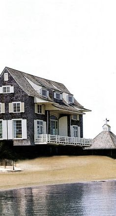 beach home by mcalpine tankersley...our favorite beach in NC!!!