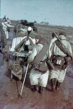 Photo color, eastern front, german soldiers, pin by Paolo Marzioli