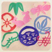 japanese paper cutouts monkiri