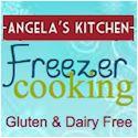 Gluten Free-zer Friday – Coconut Lime Chicken | Angela's Kitchen