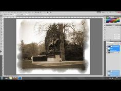 Create frames in Photoshop