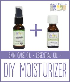 This 2-ingredient, oil-based moisturizer can do it all: daily moisturizer, hair treatment or even perfume.