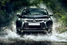 The forthcoming 2019 Mitsubishi Pajero is an elegant and luxurious SUV with the wild stance. The new models come with refined exterior and amazing performance. Mitsubishi Suv, Mitsubishi Pajero Sport, Mitsubishi Mirage, Mitsubishi Eclipse, Subaru Legacy Gt, Outlander Phev, Montero Sport, Suv Models, Land Rover Discovery Sport