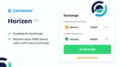 Horizen $ZEN - an inclusive ecosystem built on its massively scalable blockchain platform - is now available for exchange on MyCointainer!  Buy & sell fiat and crypto with ease using the built-in exchange on MyCointainer - providing you also the best rates from over 10+ exchanges! Visit the website today 😊 Passive Income, Fiat, Blockchain, Zen, Coins, Platform, Good Things, Website, Stuff To Buy