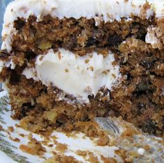 """A Creative Little Kitchen: Gluten Free, Dairy Free Recipes: Nanie G's Carrot Cake* with """"Cream Cheese"""" Frosting"""