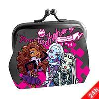 Monster High pénztárca - buksza