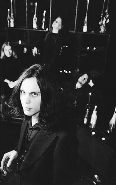 This guy explains my whole childhood! Ville Valo, Helsinki, Dark Prince, Goth Bands, Post Punk, Most Beautiful Man, Music Love, Led Zeppelin, Music Bands