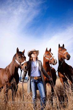 Western Horse Review 2011 Fashion Shoot photographer - Krista Kay!