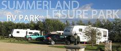 Gull Lake RV Park, Alberta RV Park | Summerland Leisure Park