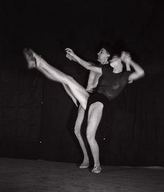Ballets Weidt 1933-1935 - Pierre Jamet Dance, black and white