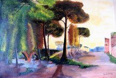Paesaggio romano