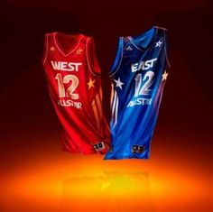 Jersey's for 2012