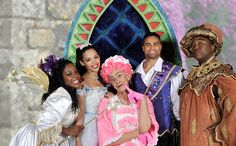 The Panto Is Back In Town – And Sleeping Beauty Is The Star! | El Broide Pantomime, Christening, Sleeping Beauty, Stars, Princess, Celebrities, Celebs, Sterne, Celebrity