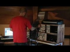 Thalassa - Berlin School Moments - Moog MG-1 + Synthesizers.com + Yusynth + MFOS