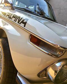 184 отметок «Нравится», 1 комментариев — BMW Classics (@theblueandwhiteprop) в Instagram: «Repost: @carguyalpina»