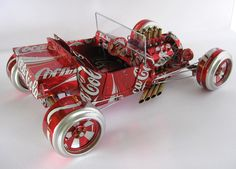 Intricate Can Cars 4