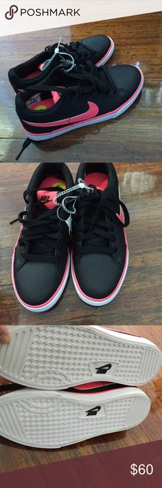 New nike sneaker New youth shoes leather top Nike Shoes Sneakers