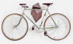 Oak-Wood-Bike-Hanger-Elk | Hanger is nice but jesus thats a fantastic bike!