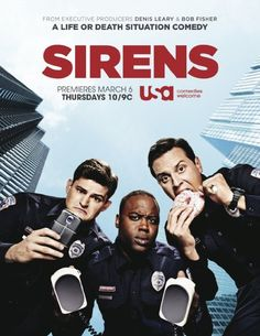 Love this new show - funny writing, great characters, and set in Chicago.