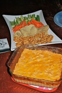 Jackie Does Domestic: Buffalo Chicken Dip