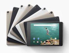 Google、8.9インチ液晶搭載タブレット「Nexus 9」を発表。2048×1536ドットの縦横比4:3、Android 5.0、Tegra K1搭載