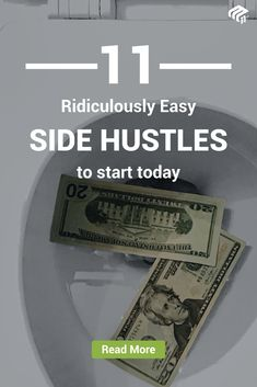 These 11 side hustles are the perfect way to make extra money Make money online Make Side Money, Ways To Earn Money, Earn Money From Home, Way To Make Money, Money Saving Tips, Hustle Money, Budgeting Money, Extra Money, Extra Cash