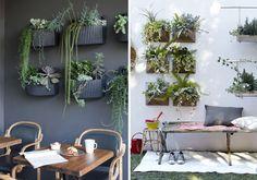 Garden Design Progetto Giardino Fiori e Trend Consigli Esperto Tasche per Piante da Parete