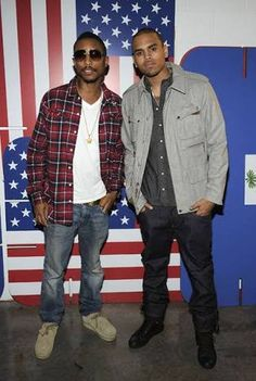 Pharrell Williams in Clarks Wallabee Boots and BBC Ice Cream Plaid Shirt How To Look Pretty, How To Look Better, Clarks Originals, Man O, Grown Man, Pharrell Williams, Chris Brown, Kanye West, Hip Hop