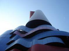 Instituto Tomie Otake, Sao Paolo Tomie Ohtake, Architecture, Brazil, Arquitetura, Architecture Design