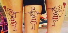 Risultati immagini per tatuaggi omini stilizzati