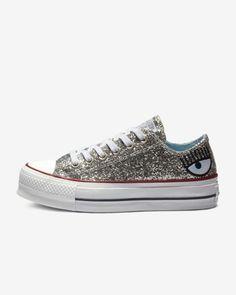 c12e055a012 Converse x Chiara Chuck Taylor All Star Lift Low Top Women s Shoe