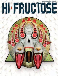 HI FRUCTOSE Vol 18 by AJ Fosik, via Flickr