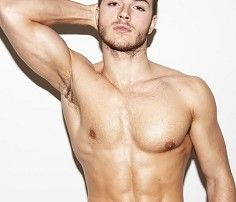 Hunks & Underwear: Benjamin for Garçon Model. | JUST Men's Lifestyle ™®
