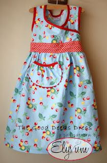 030b7d89a5 Night Owl's Menagerie: The Good Deeds Dress - A Gift To You To Give pattern