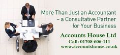 Are you Looking for Chartered Certified #Accountants in #London and #Essex? We are here for you. Talk to an expert free, call us on: 017 086 06111 Or Visit : http://accountshouse.co.uk/contact-us/