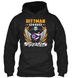 Rittman, Ohio - My Story Begins
