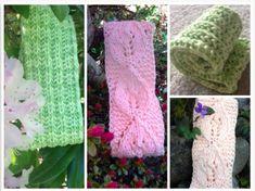 Gardener Headband/Sweatband For Him And Her - Free Knitting Patterns