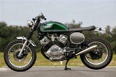 Racing Cafè: Yamaha Virago 920 Scrambler by Hageman Motorcycles
