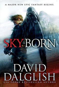 Skyborn (Seraphim Book 1) by [Dalglish, David]