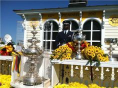Woodlawn Vase Preakness | ... Woodlawn Vase is presented each year to the winning Preakness owner