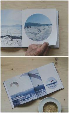 Photo books and personalized photo notebooks online Book Design Layout, Album Design, Photography Projects, Book Photography, Photo Journal, Book Projects, Graphic Design Branding, Pretty Pictures, Publication Design