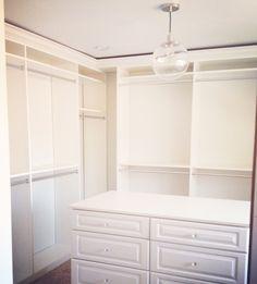 walk-in closet (needs a chandelier)