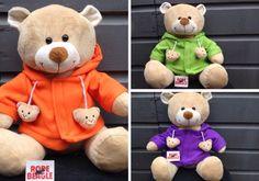 Leuke grote pluche knuffelberen,  36 cm groot,  Deze leuke beren zijn verkrijgbaar in de webwinkel van onze speelgoedgroothandel  www.rodebeagle.nl  http://www.rodebeagle.nl/a-41415850/pluche-vanaf-1-00-inkoop-exclusief-b-t-w/pluche-knuffelberen-met-een-sweater-36-cm-per-3-stuks/