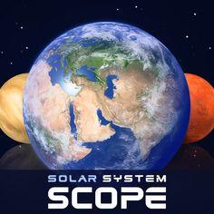 solar system scope online model - photo #30