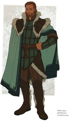 Alistair from Dragon Age: The World of Thedas Vol 2 Fantasy Character Design, Character Creation, Character Concept, Character Inspiration, Character Art, Concept Art, Character Ideas, Dragon Age Origins, Dragon Age Inquisition