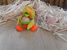 PDF Sewing Pattern Easter crafts tutorial DIY by Puppetsinabag