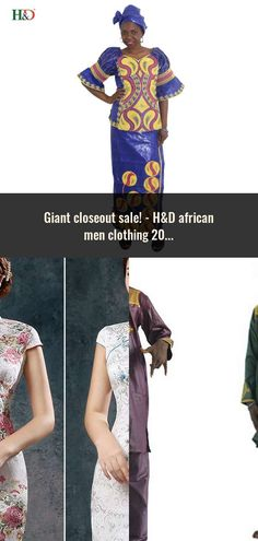 H D african men clothing 2018 mens dashiki shirt africa bazin riche outfit  clothes tops pant suits b4d7bc9ff